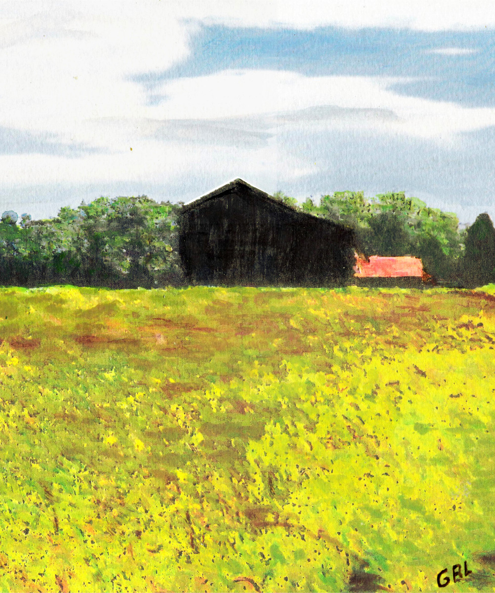 Maryland Farm, Spring Landscapes... $18 to $24 medium-size prints. Free downloads. Original fine art painting, Maryland Farm, Spring Landscapes, near Frederick, probably in the 1980s. GrlFineArt. Fine art work, fine art decor, fineart; landscapes, seascapes, boats, figures, nudes, figurative art, flowers, still life, digital abstracts. Multimedia classical traditional modern acrylic oil painting paintings prints.
